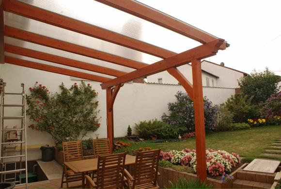 carports berdachungen pergola individuell vom handwerker. Black Bedroom Furniture Sets. Home Design Ideas